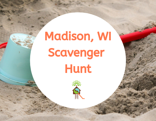 Madison, Wisconsin Summer Scavenger Hunt!