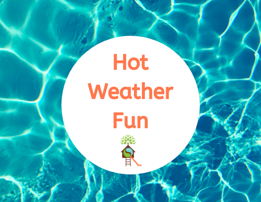 Staying Cool With Hot Weather Fun: 5 Awesome (and Simple) Activities!