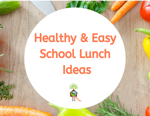 Easy, Healthy School Lunch Ideas (That Your Preschooler Will Love!)