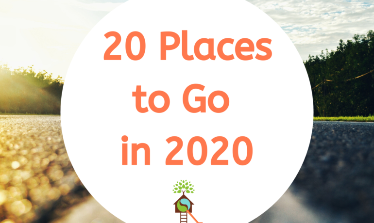 20 Places to Go in 2020