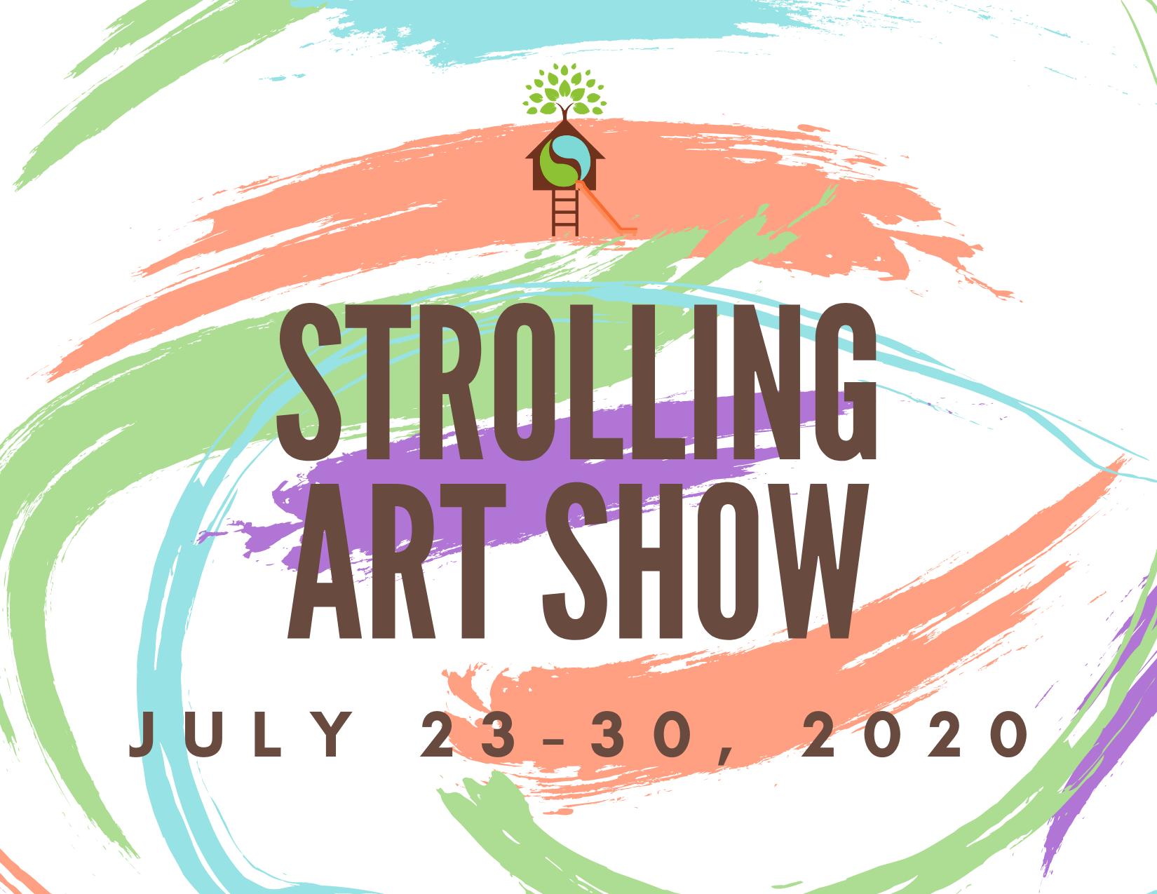 Strolling Art Show