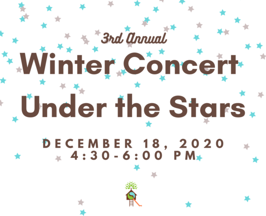 Well Family Event: 3rd Annual Winter Concert Under the Stars