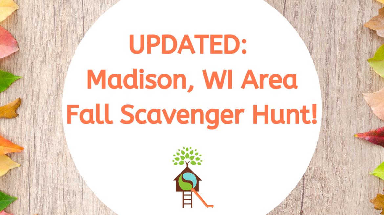 Updated: Madison, Wisconsin Fall Bucket List!