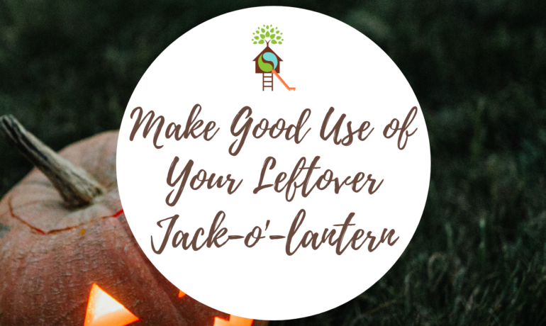 What To Do With Your Jack-o'-lanterns