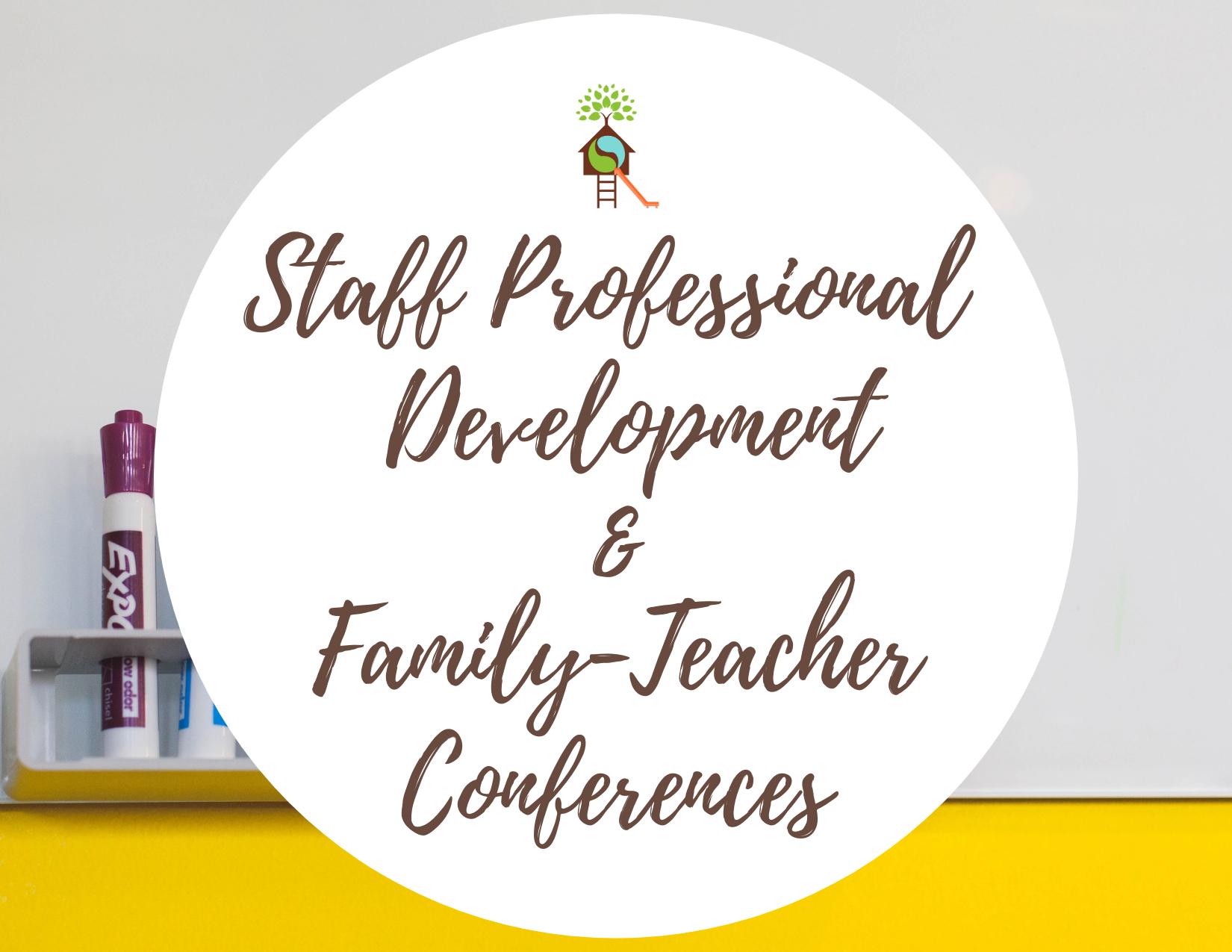 Staff Professional Development Day