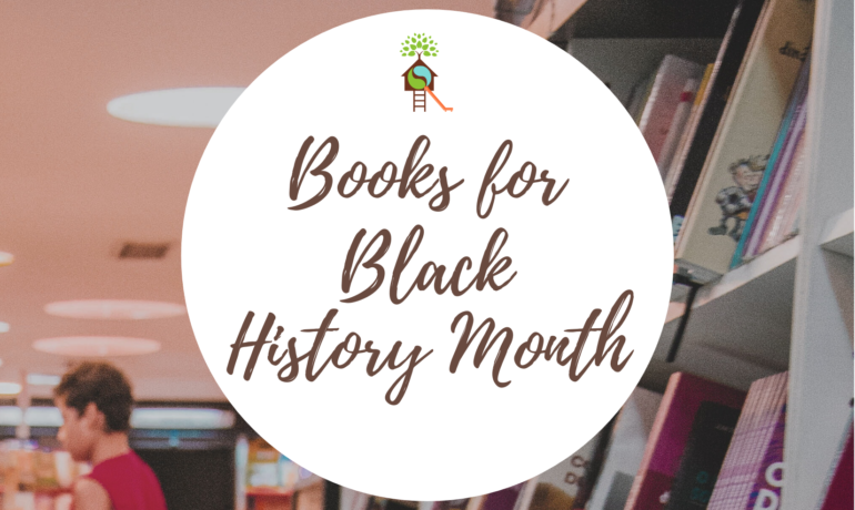 Books for Black History Month: Preschoolers & Beyond