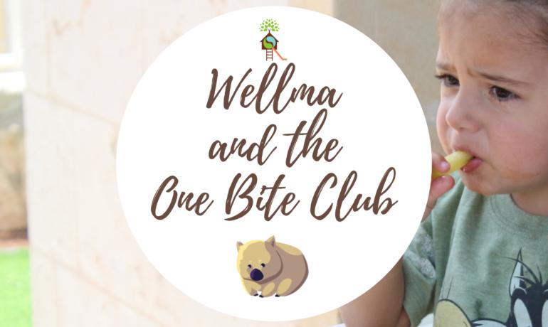 """Wellma & the """"One Bite Club"""""""