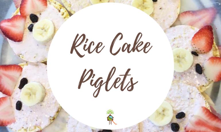 Rice Cake Piglets