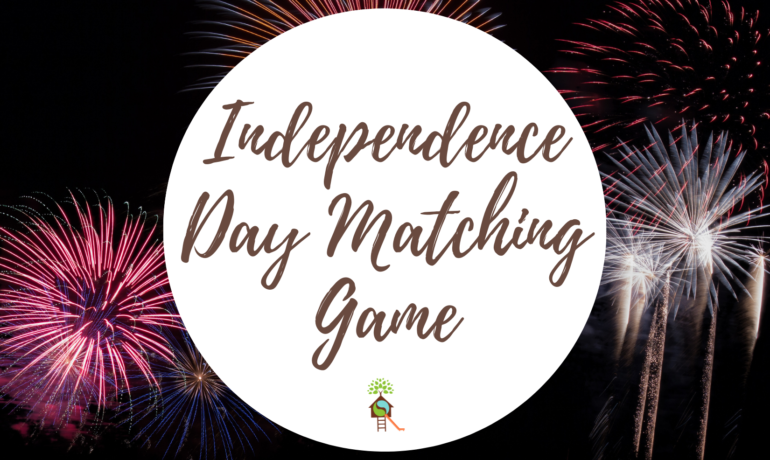 Independence Day Matching Game