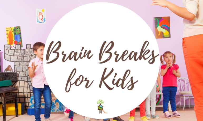Five Brain Breaks For Kids