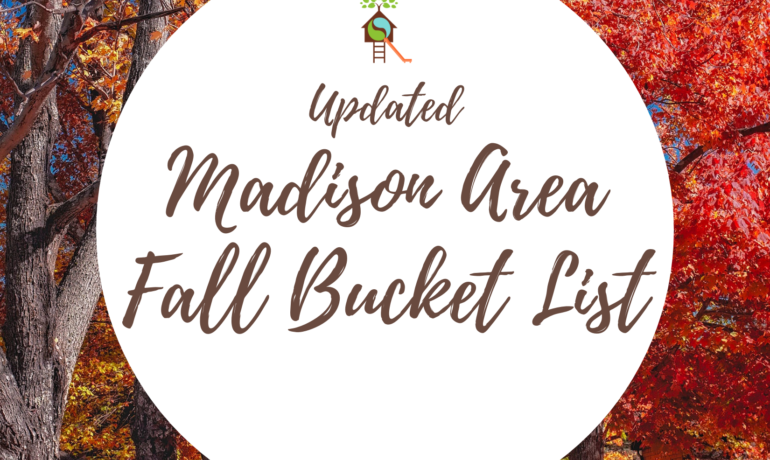Madison, Wisconsin Fall Bucket List: Updated!